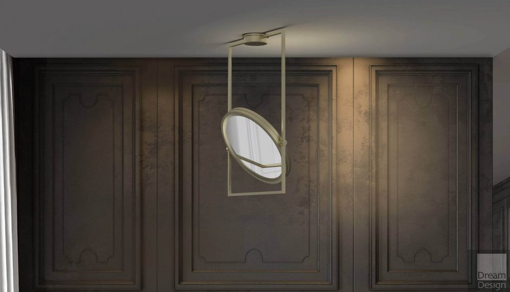 Contardi Dorian Ceiling Light