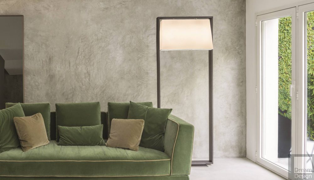 Contardi Frame Mr Floor Lamp