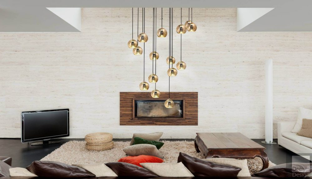 Contardi Kubric Pendant Light
