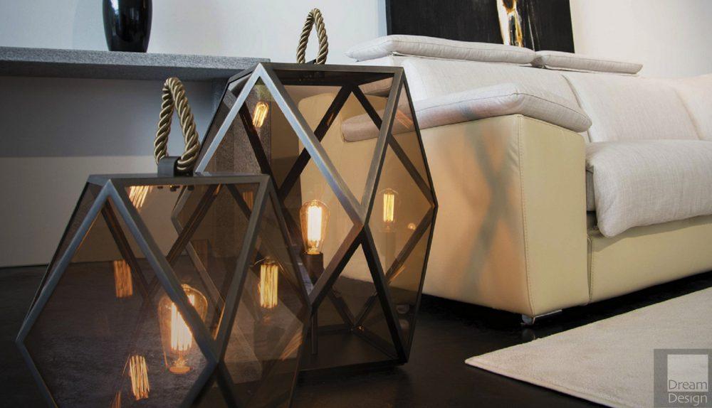 Contardi Muse Floor Lantern