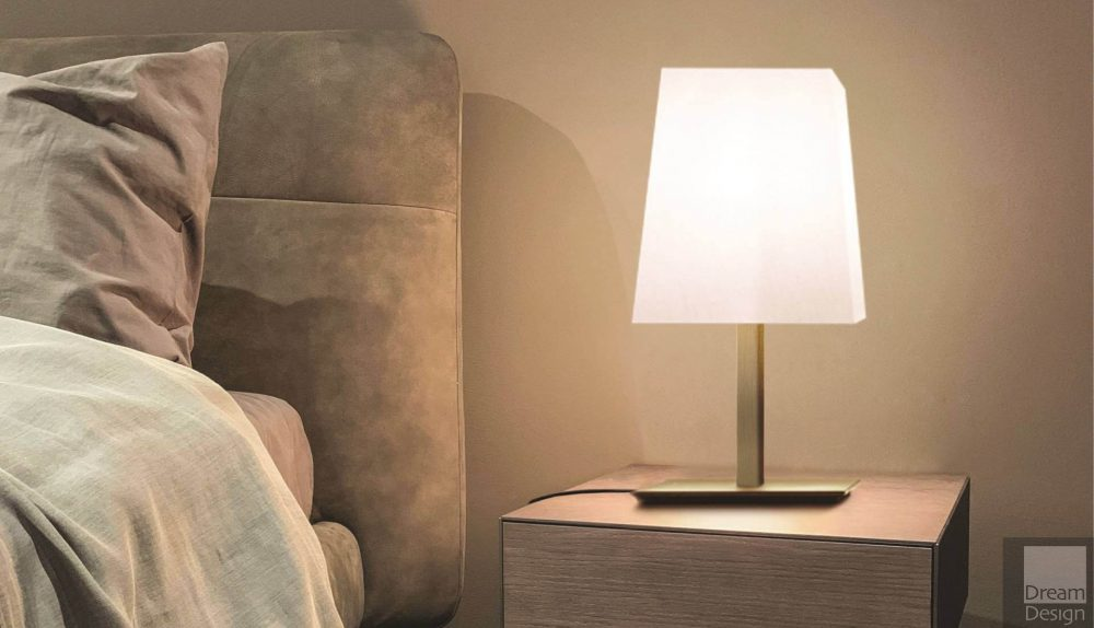 Contardi Quadra Table Lamp