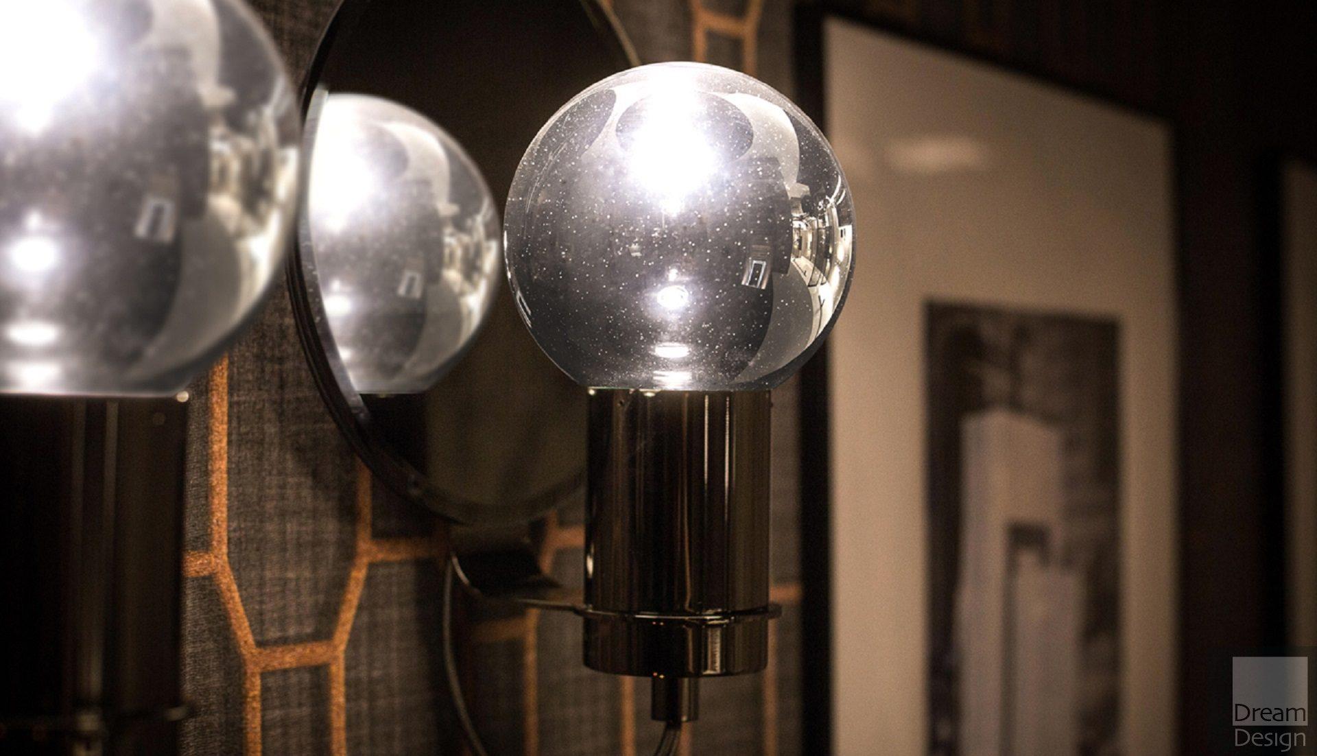 Contardi Solitario AP Small Wall Light