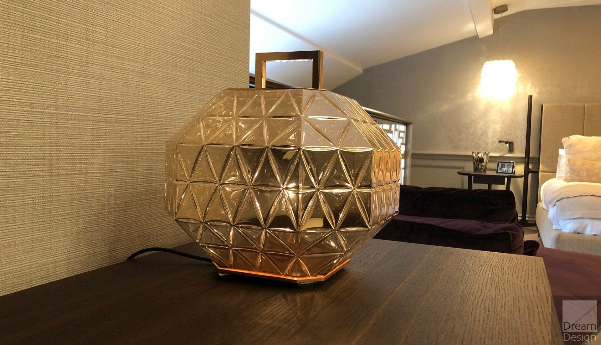 Contardi Treasure Table Lamp Ex-Display