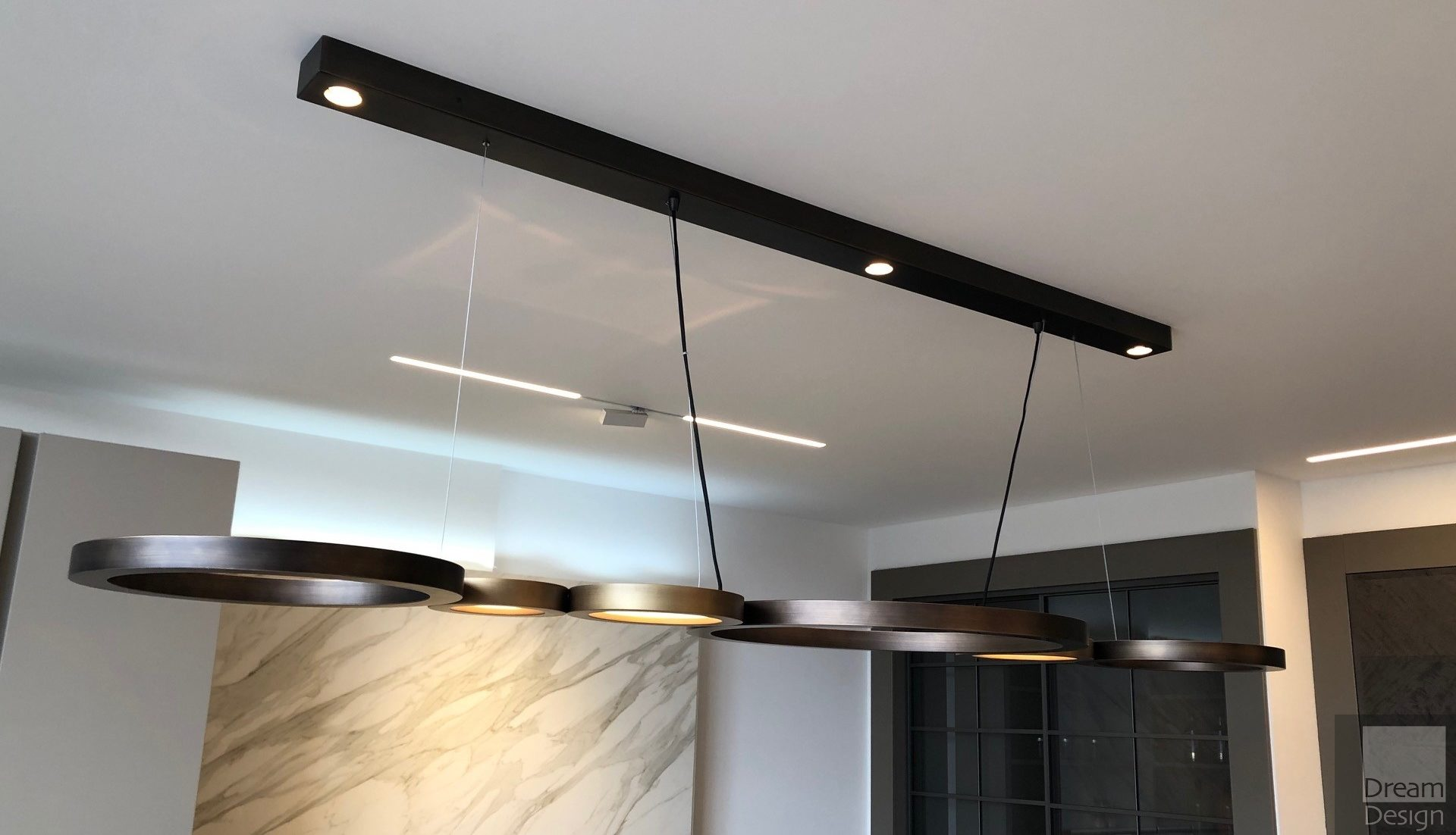 Contardi Vegas So Suspension Light Ex-Display