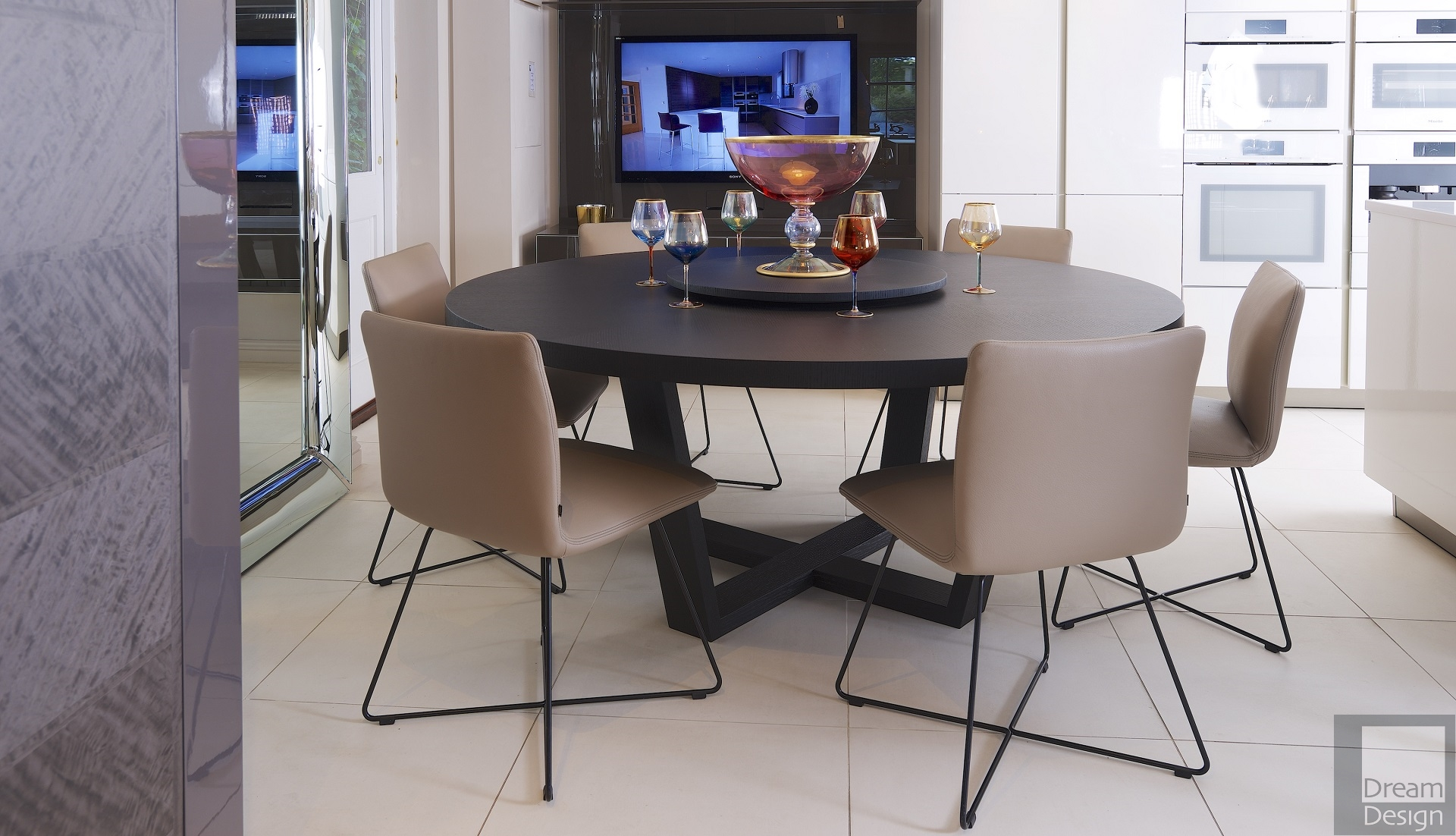 Cor Jalis Chair Set Of 6 Ex Display Dream Design