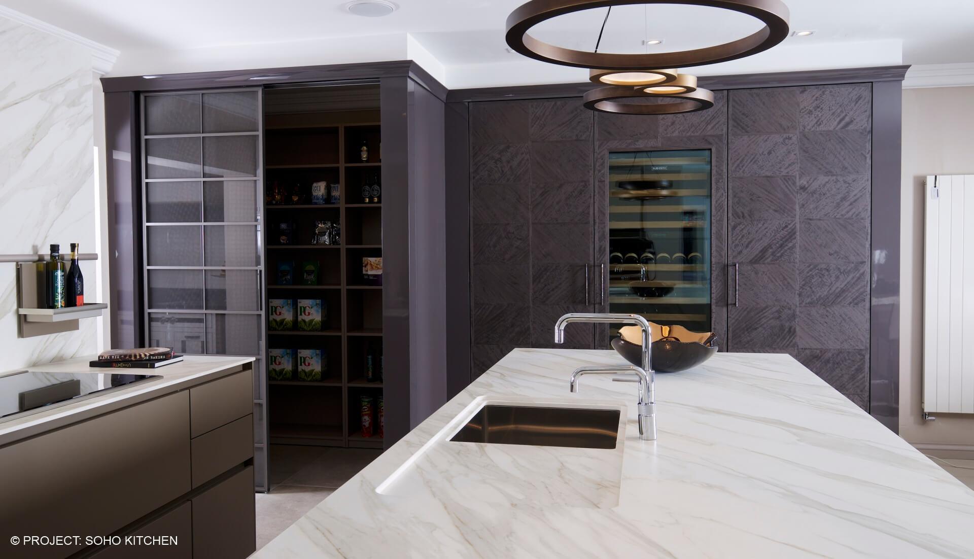 Dream Design Soho Kitchen Dream Design Interiors Ltd