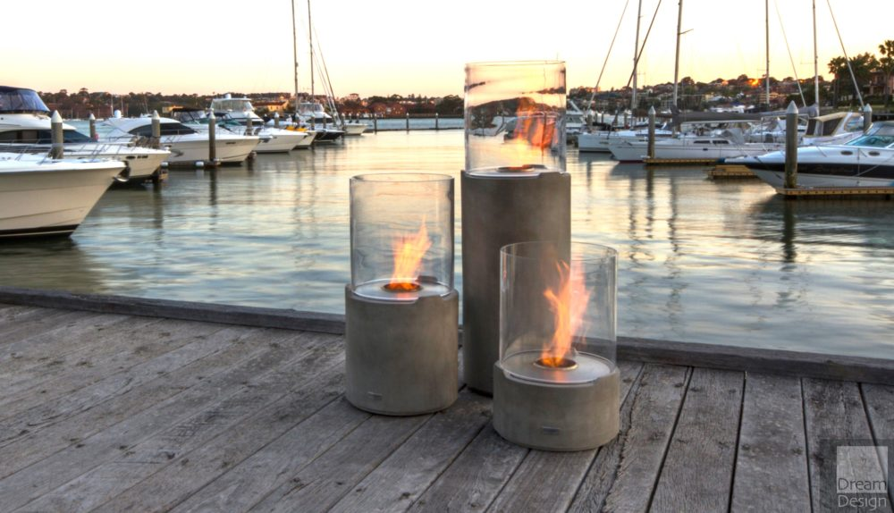 EcoSmart Fire Bioethanol Lighthouse Series