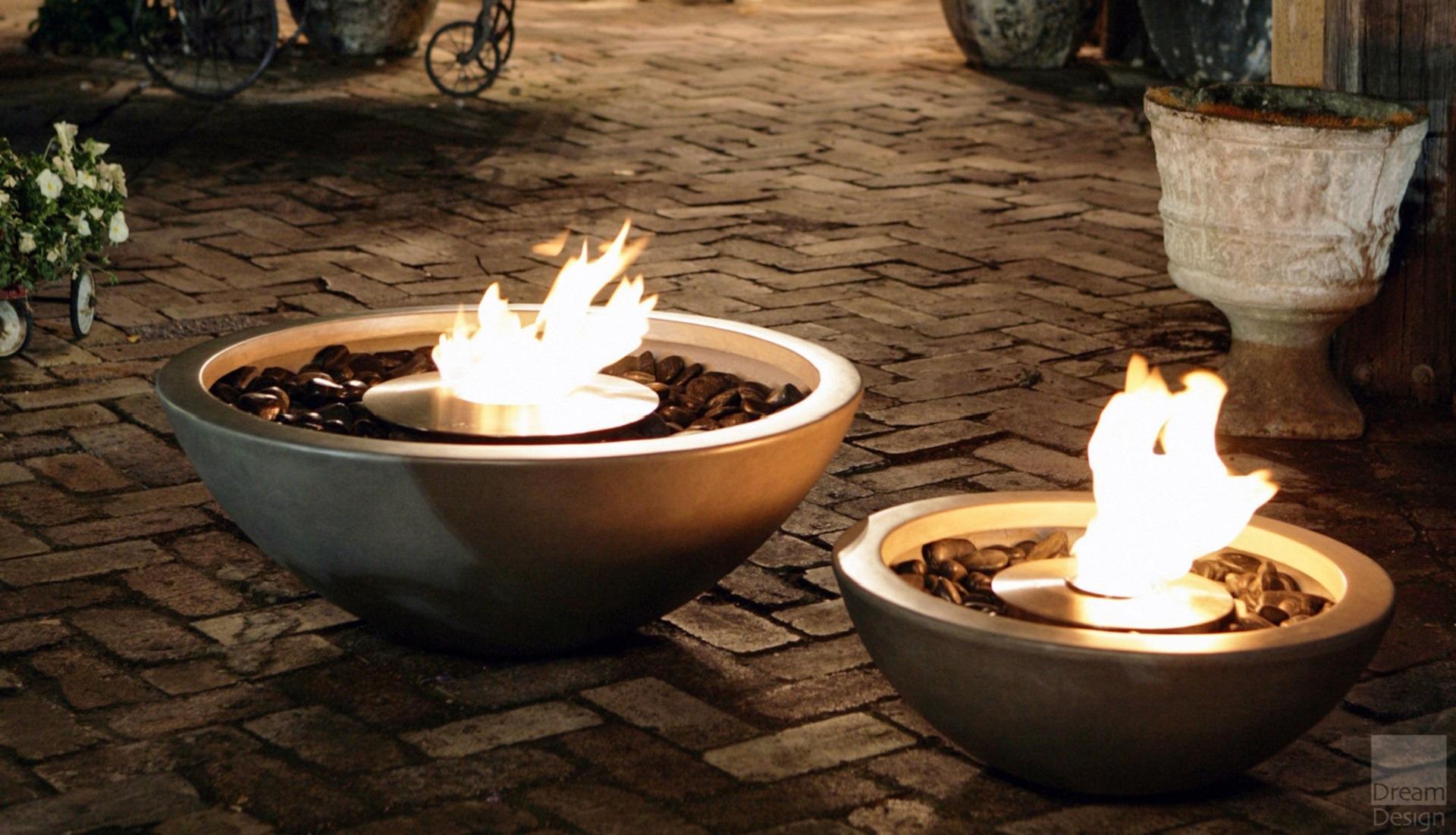Ecosmart Fire Mix Dream Design Interiors Ltd