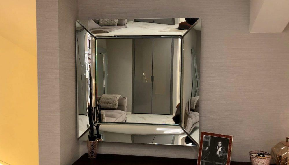 Fiam Caadre Mirror Ex-Display