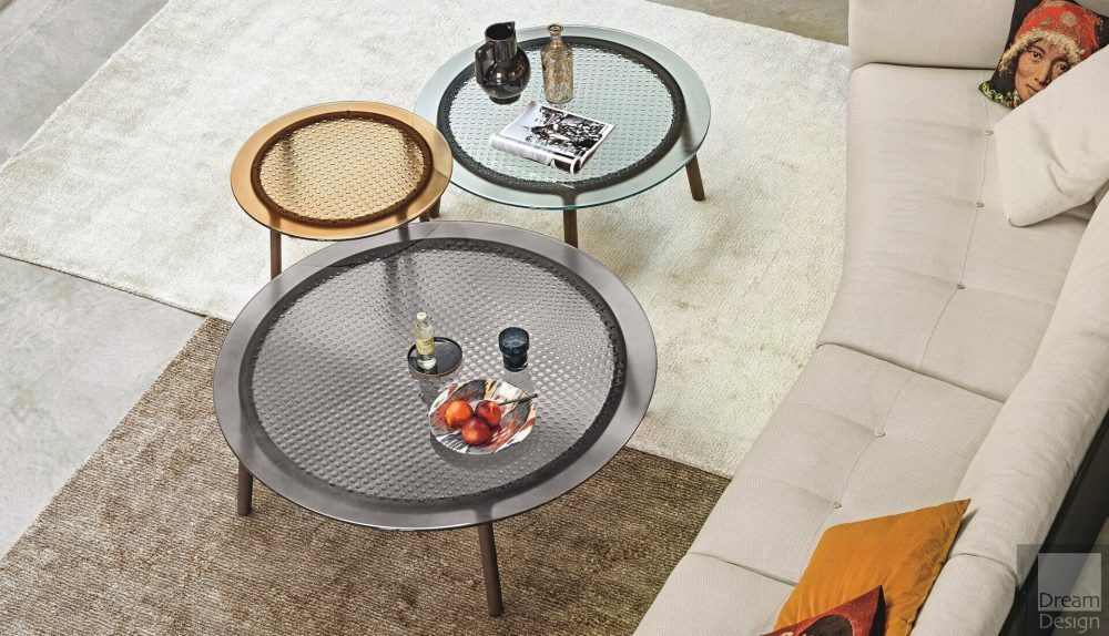 Fiam Cannage Coffee Table