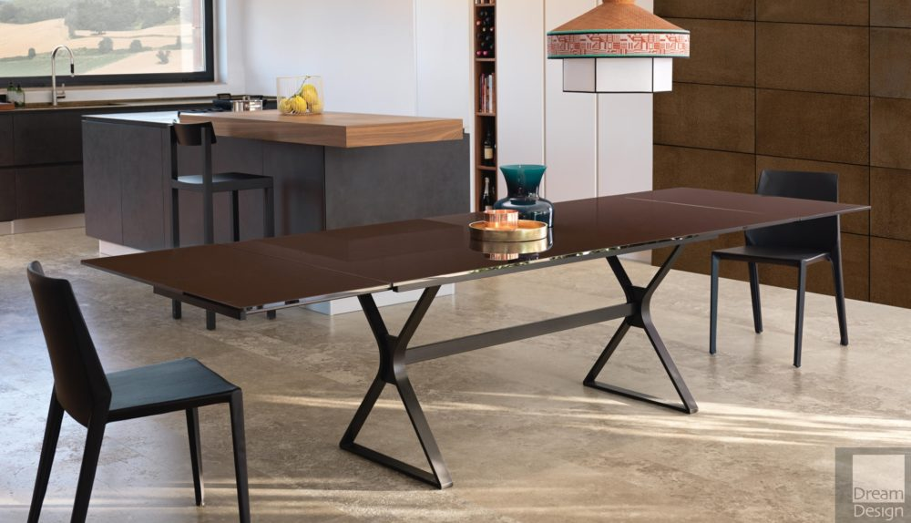 Fiam Hype Extendable Table