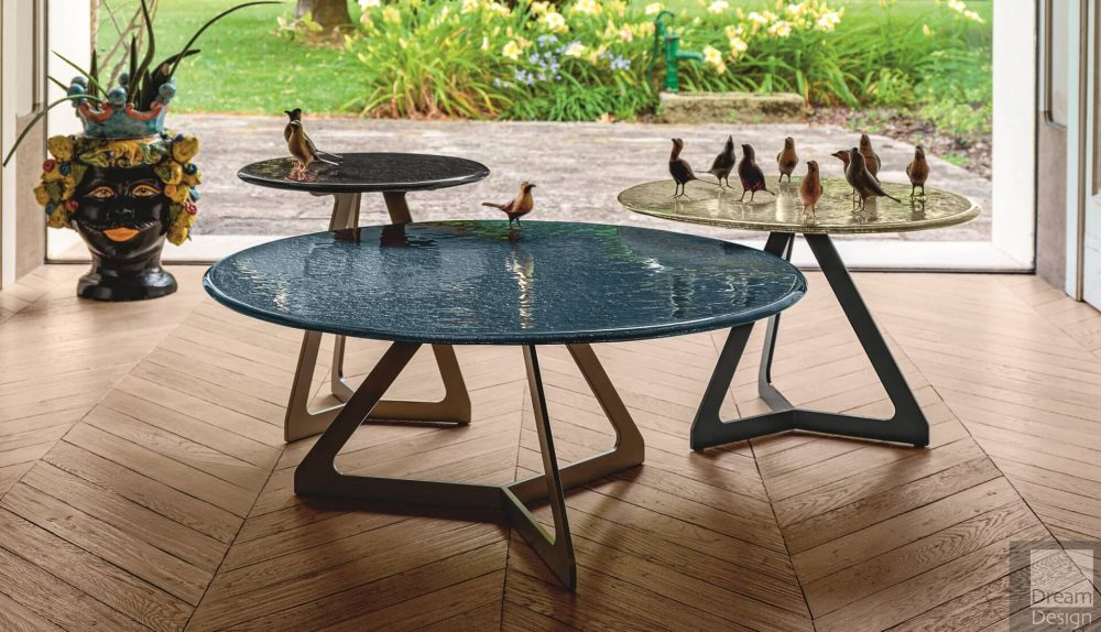 Fiam Lakes Coffee Table