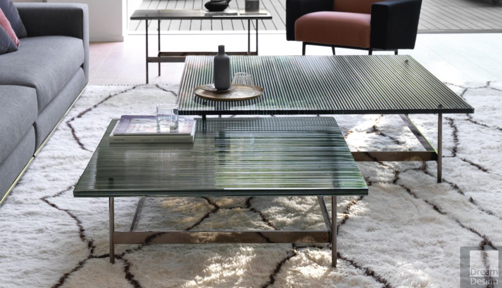 Fiam Waves Coffee Table