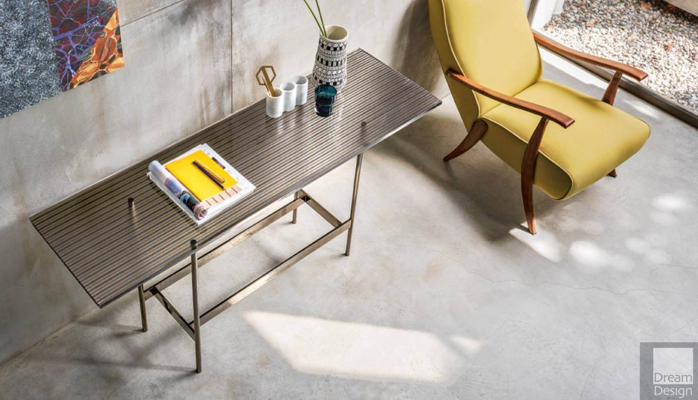 Fiam Waves Console Table
