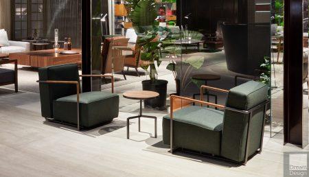 Flexform Happy Hour Armchair Dream Design Interiors Ltd