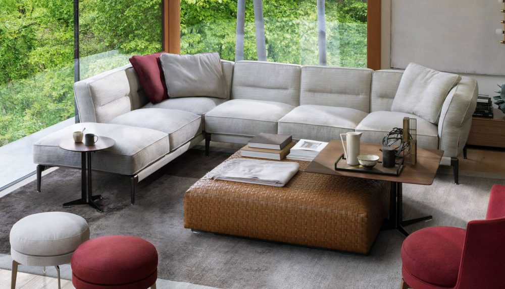 Flexform Adda Modular Sofa