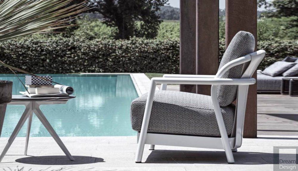 Flexform Alison Outdoor Armchair