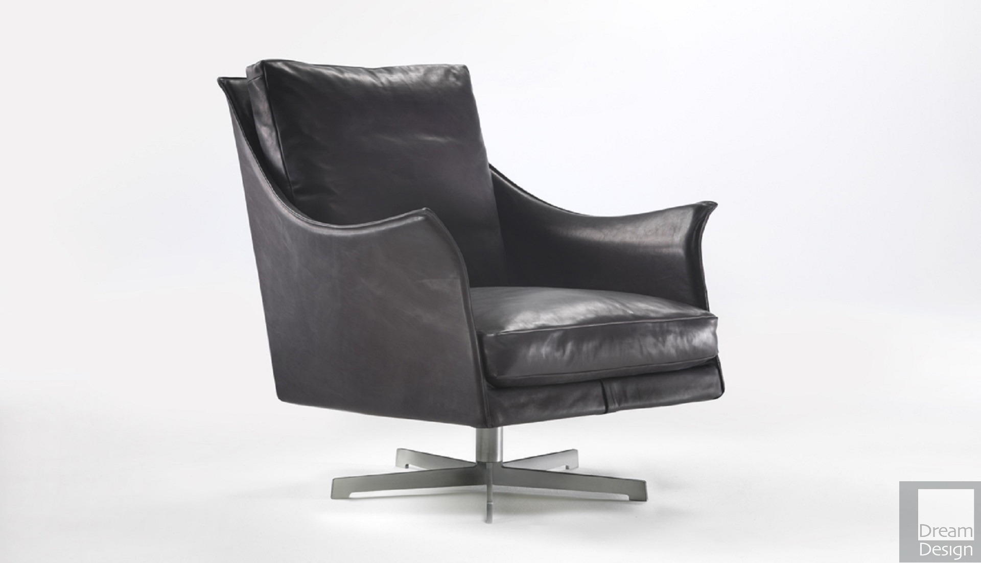 flexform boss swivel chair dream design interiors ltd. Black Bedroom Furniture Sets. Home Design Ideas