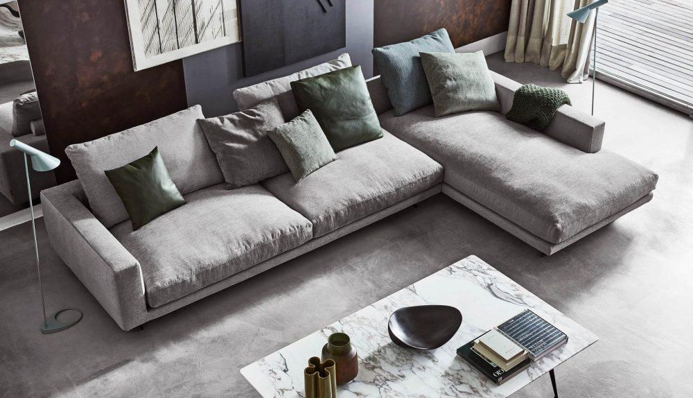 Flexform Campiello Modular Sofa