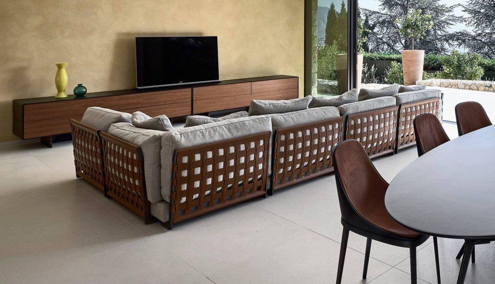 Flexform Cestone Modular Sofa