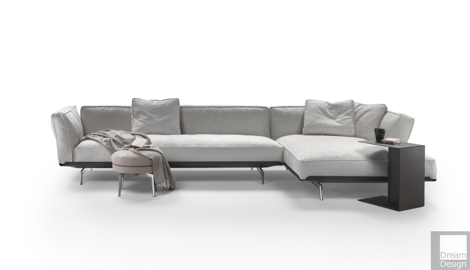 Flexform Este Sofa Dream Design Interiors Ltd