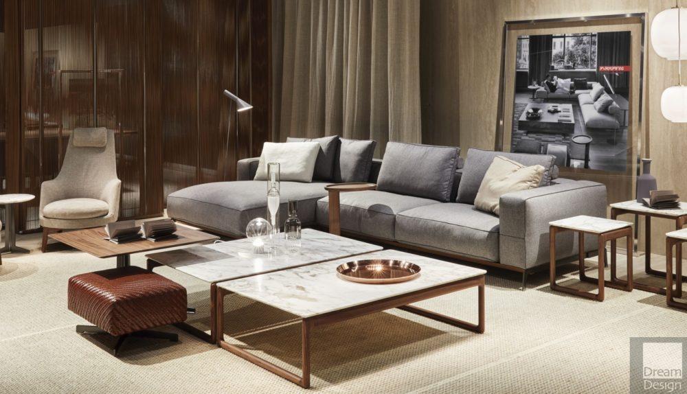 Flexform Ettore Modular Sofa
