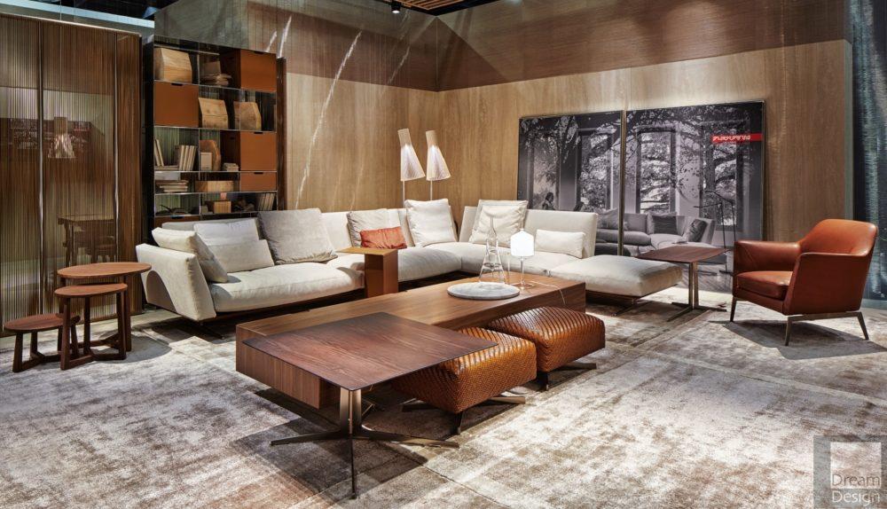 Flexform Evergreen Modular Sofa