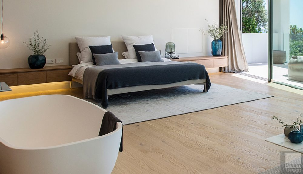 Flexform Feel Good Bed