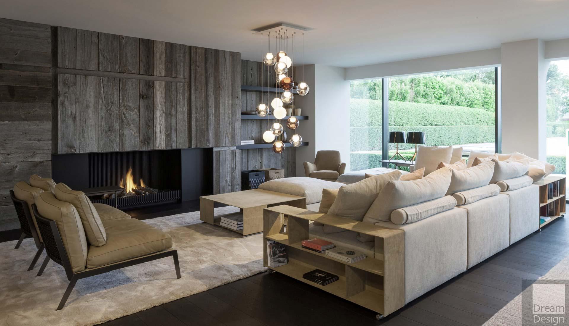 Flexform groundpiece sofa for Flexform groundpiece