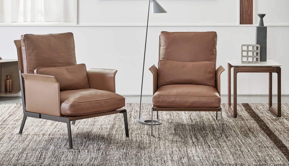 Flexform Happy-Hour Armchair