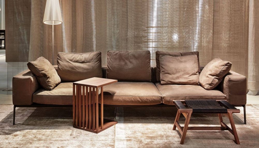 Flexform Lifesteel Modular Sofa