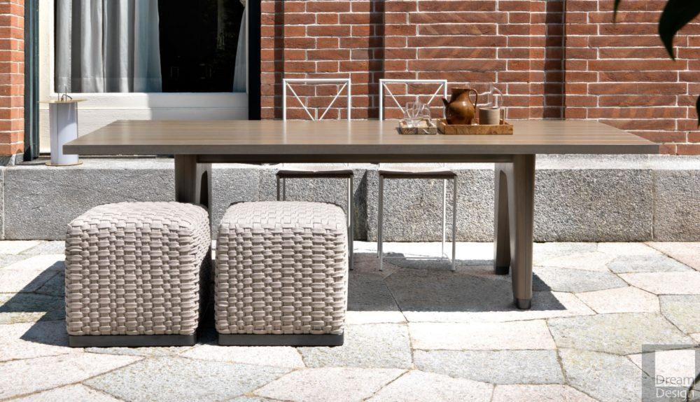 Flexform Monreale Outdoor Table