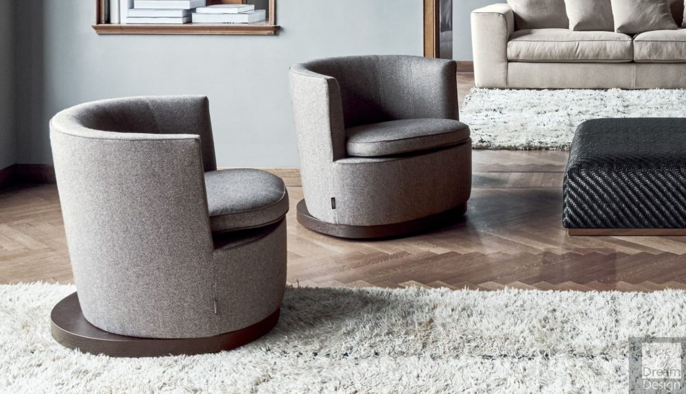 Flexform Mood Adele Armchair