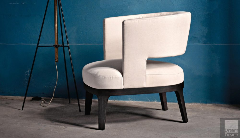Flexform Mood Astrid Armchair