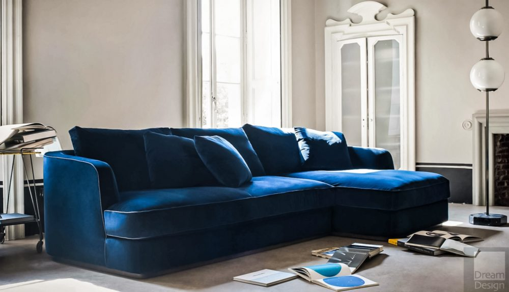 Flexform Mood Barret Modular Sofa