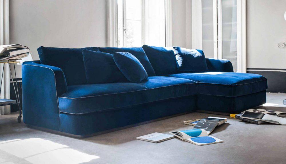 Flexform Mood Barret Modular Sofa