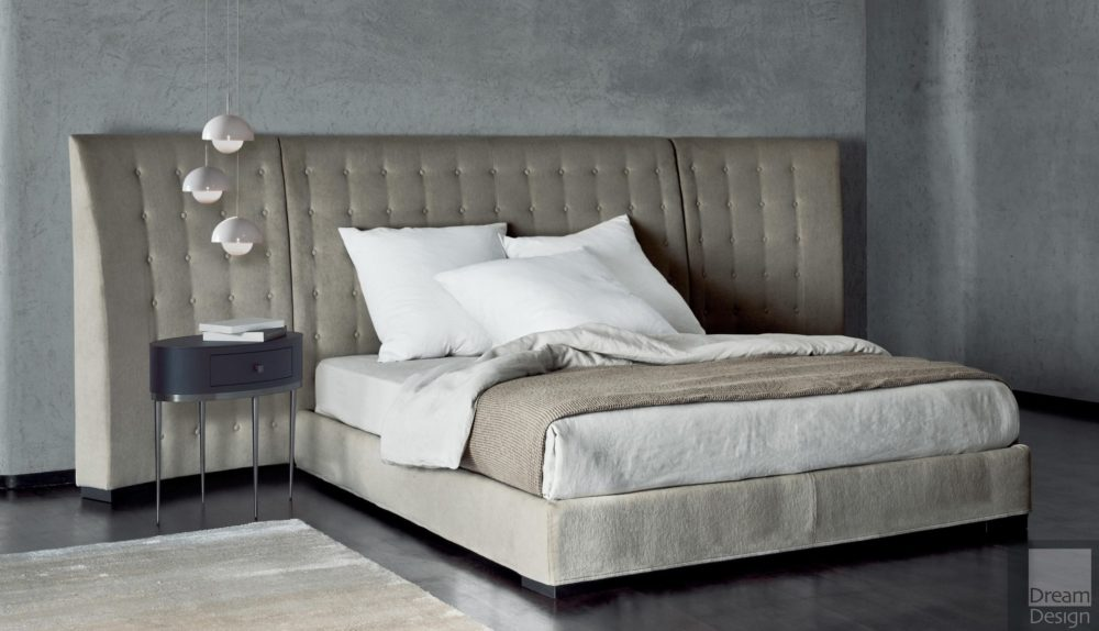 Flexform Mood Caress Bed