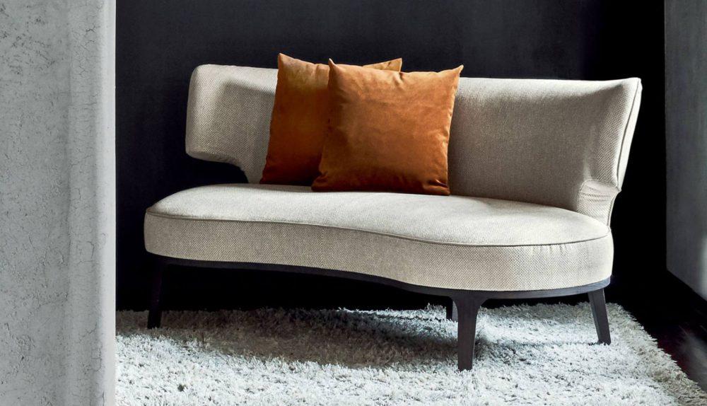 Flexform Mood Drop Sofa