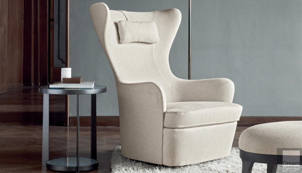 Flexform Mood Elisabeth Armchair