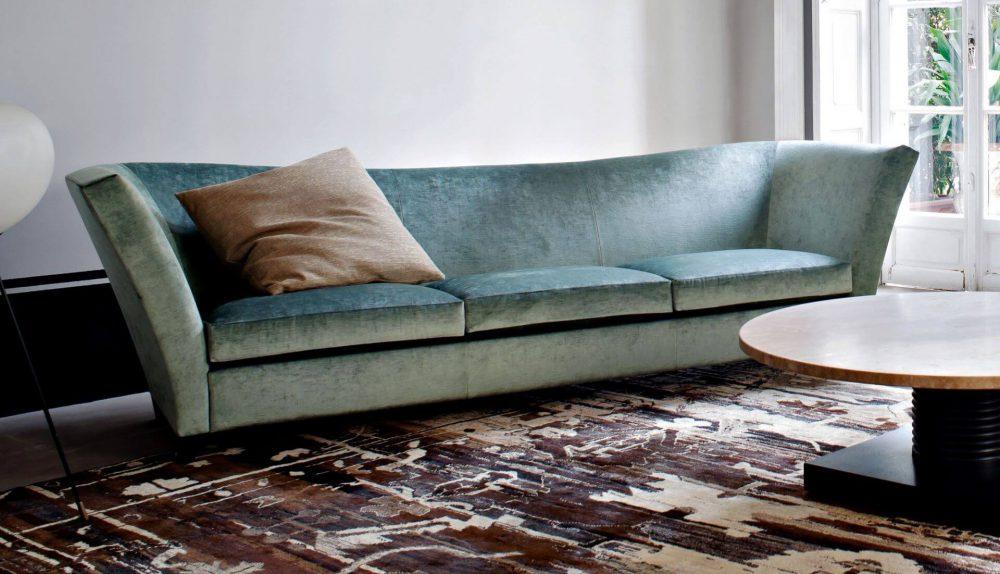 Flexform Mood Flight 3-Seater Sofa