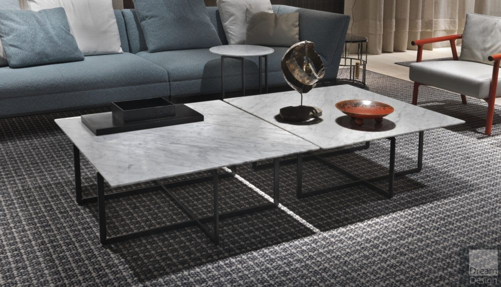 Flexform Mood Marmaduke Coffee Table