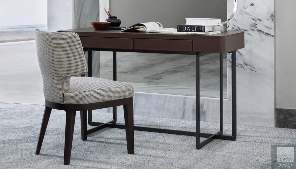 Flexform Mood Marmaduke Desk