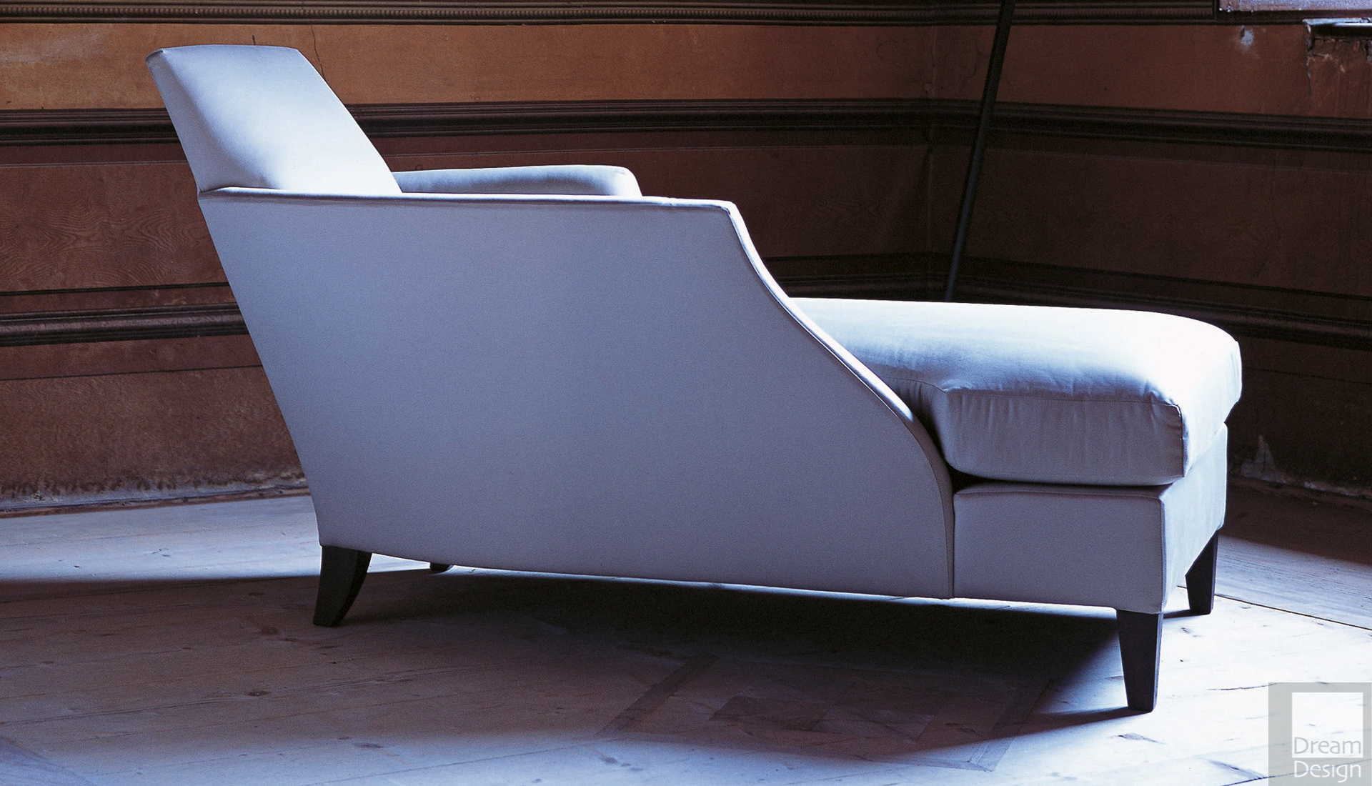 Flexform Mood Relax Chaise Longue Dream Design Interiors Ltd