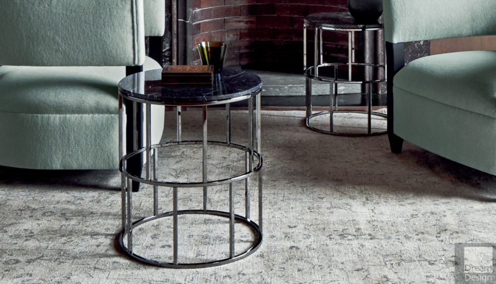 Flexform Mood Riviera Side Table