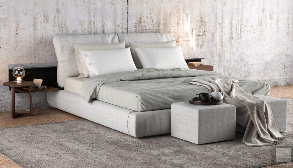 Flexform Newbridge Bed