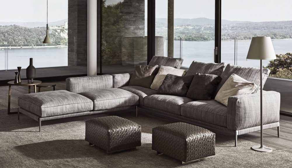 Flexform Romeo Modular Sofa