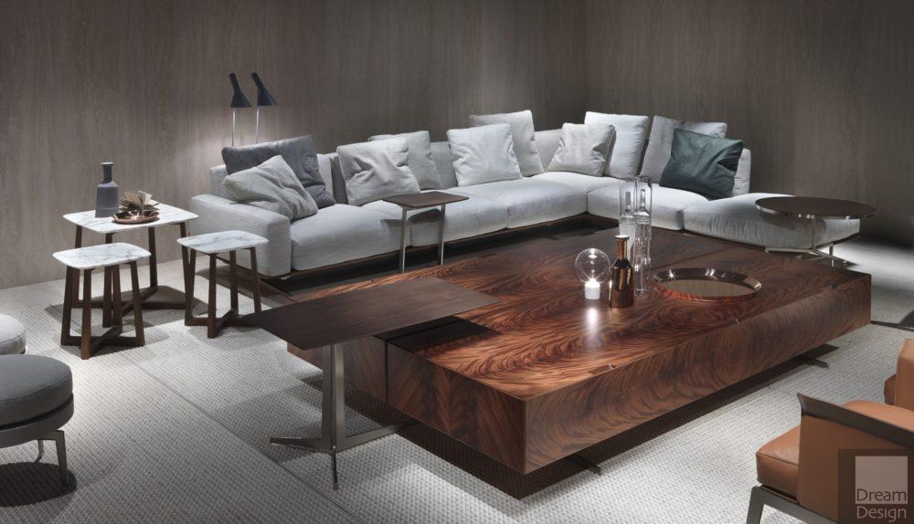Flexform Soft Dream Modular Sofa