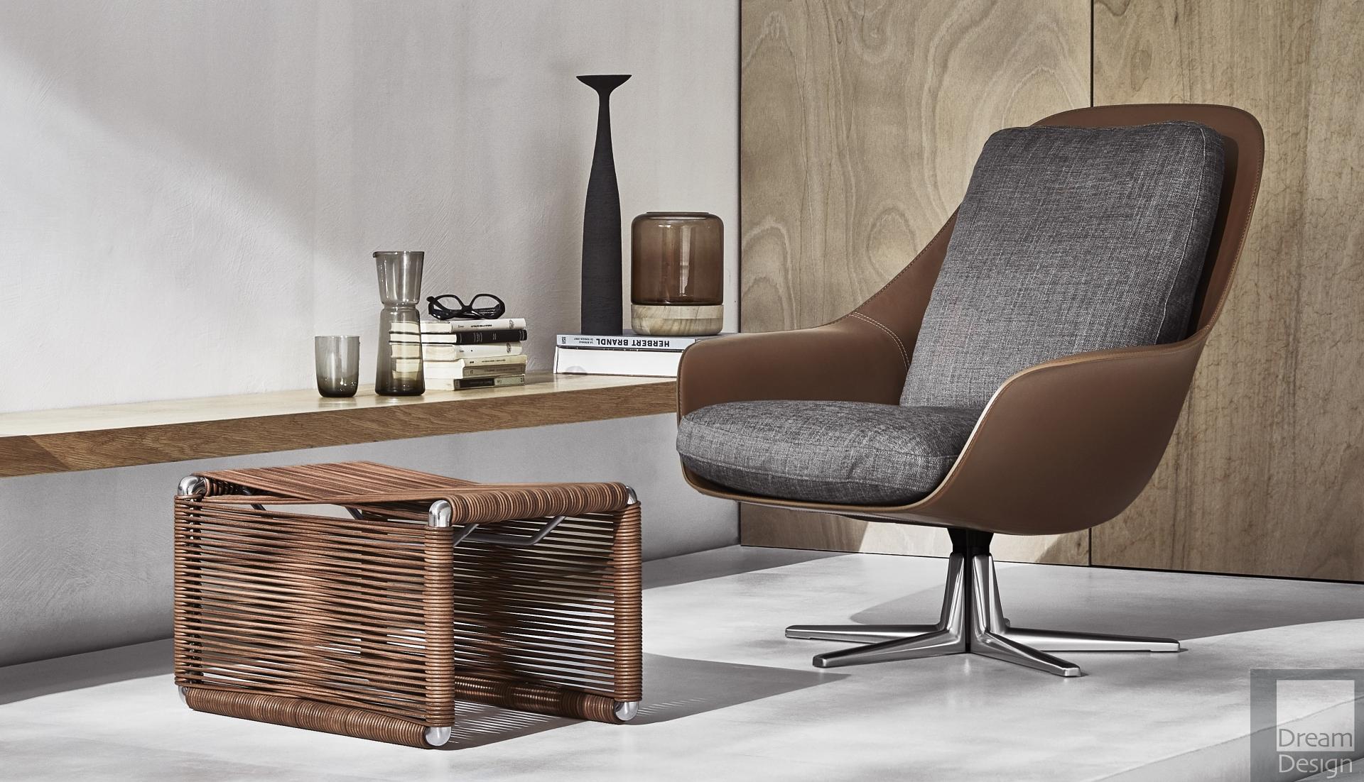 Flexform Sveva Armchair - Dream Design Interiors Ltd