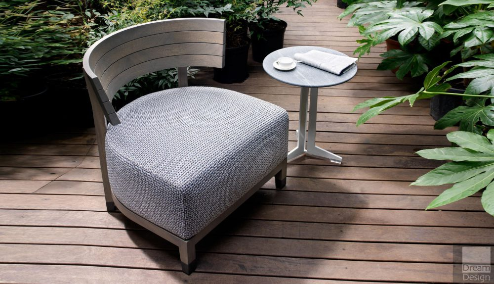 Flexform Thomas Outdoor Armchair