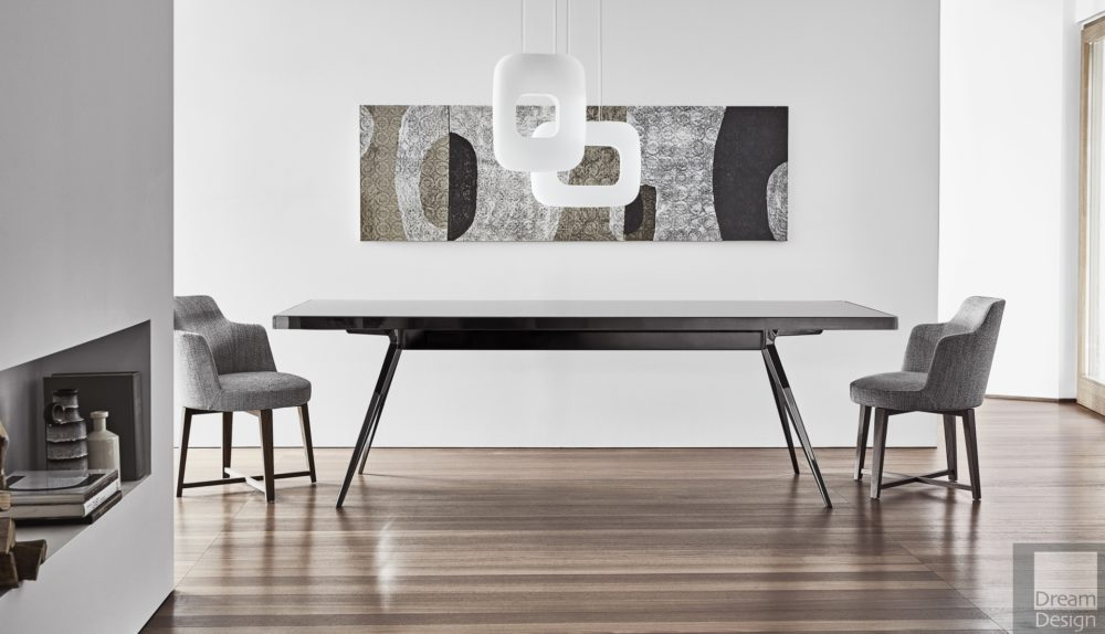 Flexform Zefiro Rectangular Table